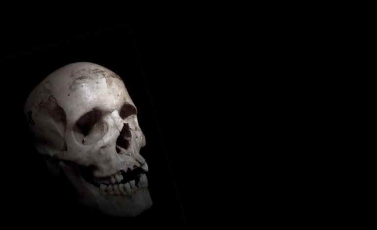 Chciał zabrać czaszki ludzkie z krypty i utknął….