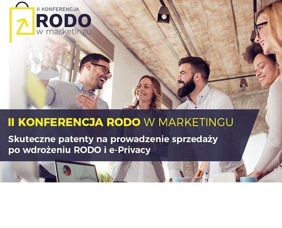 II Konferencja RODO w marketingu