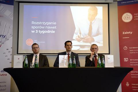 Wyrok nawet 20 razy szybciej – pierwszy w Polsce Sąd Arbitrażowy Online już działa